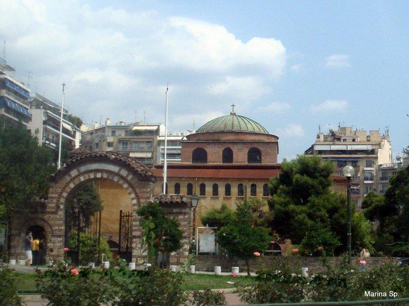 Biserica Ayios Sofia [POI]