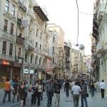 Bulevardul Istiklal Caddesi [POI]