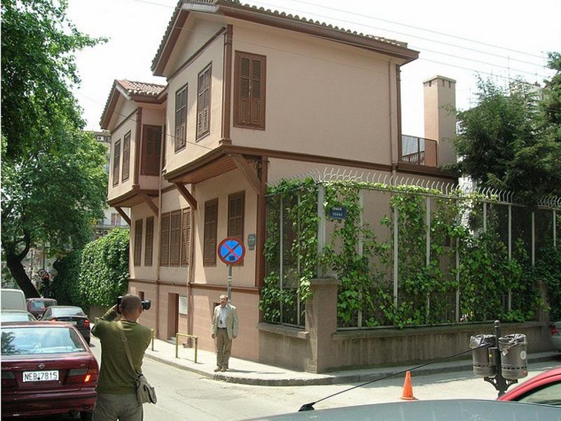 Casa lui Atatürk [POI]