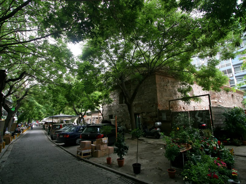 Distracţie… grecească în Salonic