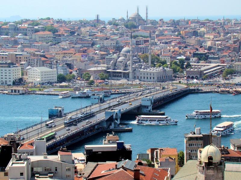 Podul Galata [POI]