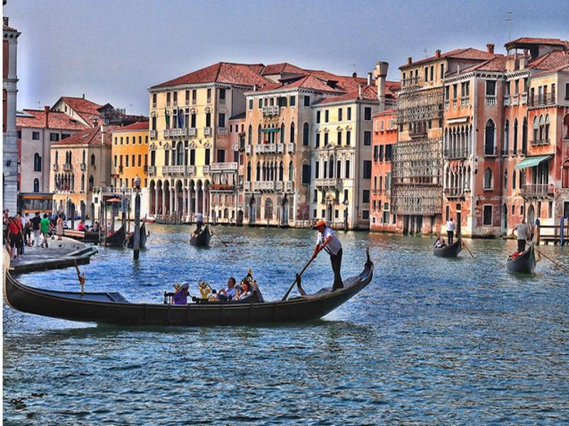 Atracţii inedite în Veneţia