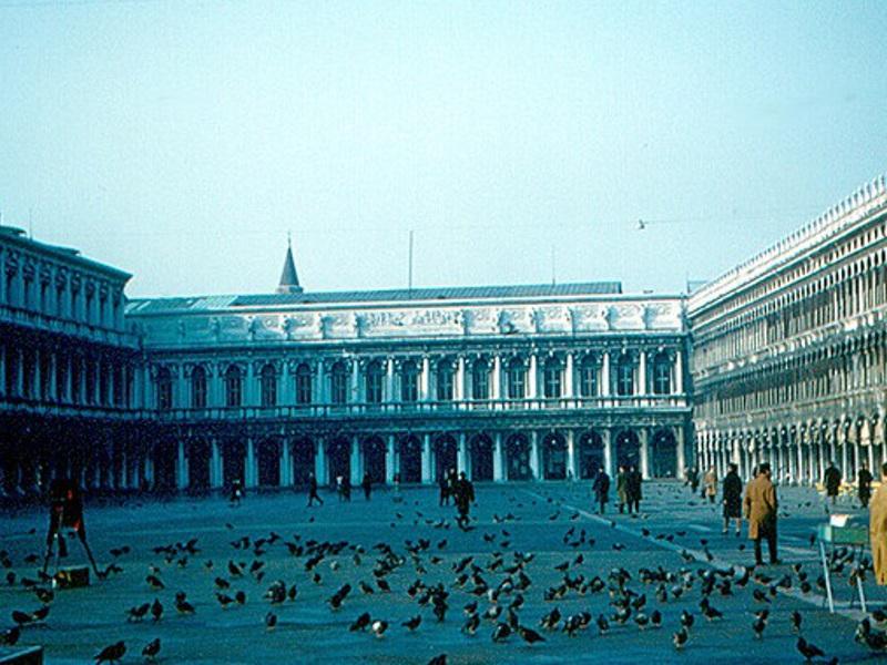 Piaţa San Marco [POI]