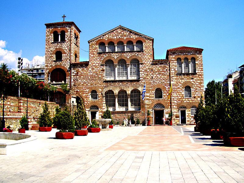 Biserica Sfântul Dimitrios [POI]
