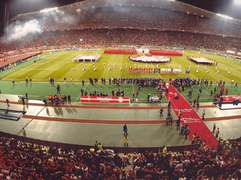 Stadionul Atatürk [POI]