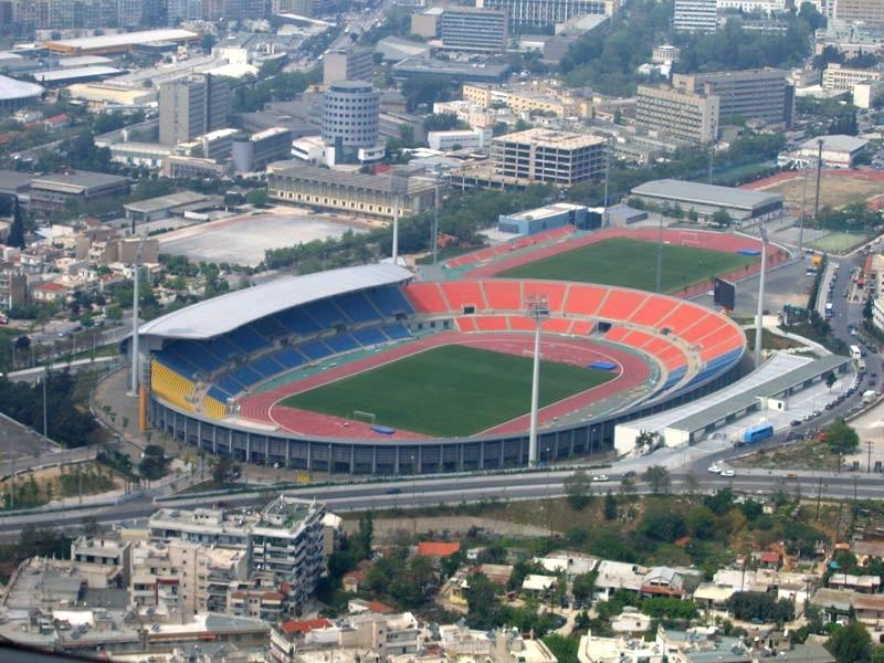 Stadionul Kaftanzoglio [POI]