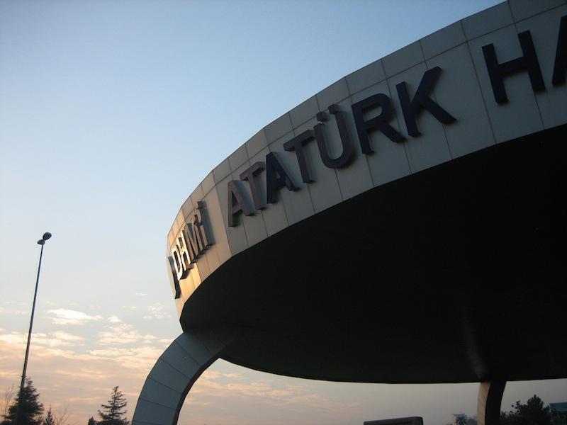 Centru de informare turistică Atatürk Havalimanı [POI]
