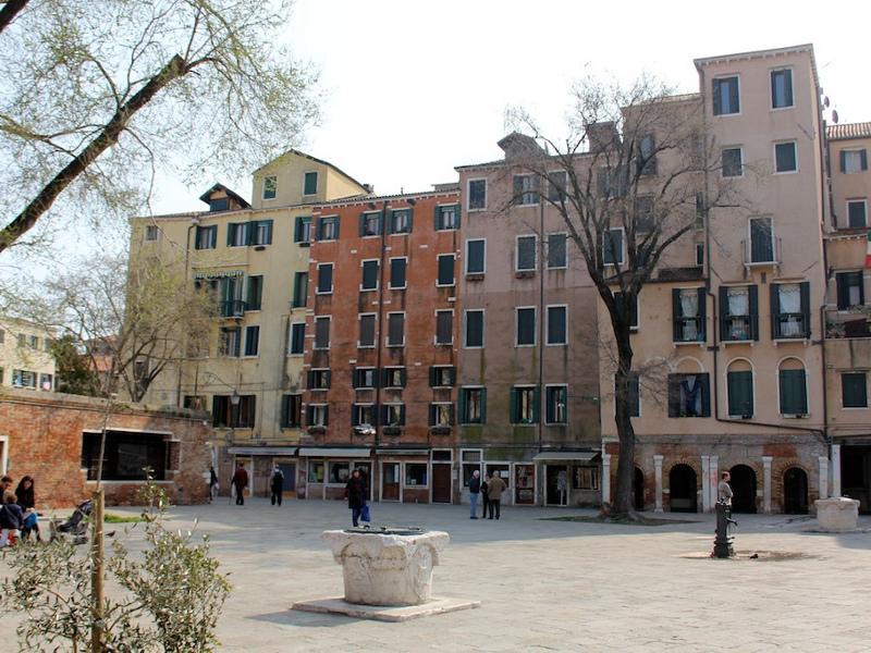Campo del Ghetto Nuovo [POI]