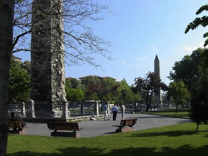 Hipodromul sau Parcul At Meydanı [POI]