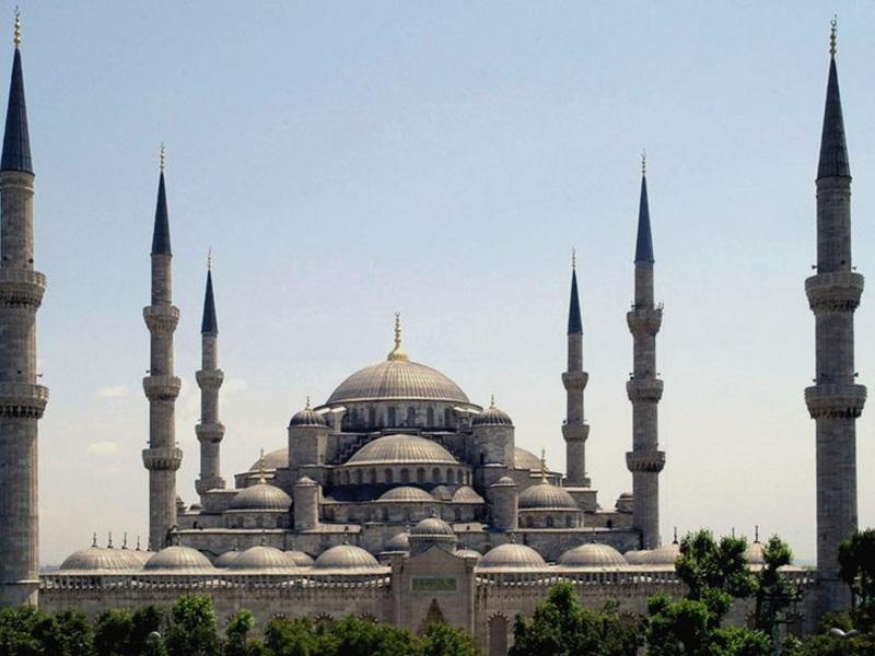 Moscheea Albastră [POI]
