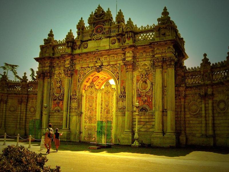 Palatul Dolmabahce [POI]