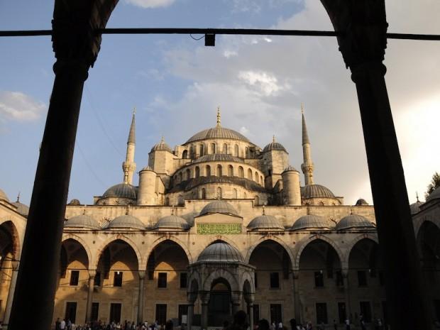 Palatul Topkapî o pagina a istoriei musulmane Topkapi-620x465