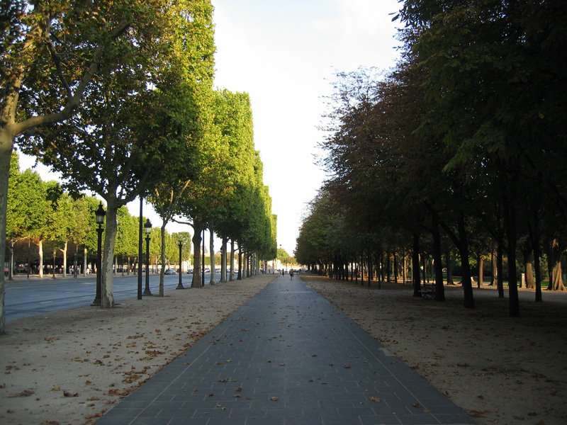 Bulevardul Champs-Elysees [POI]