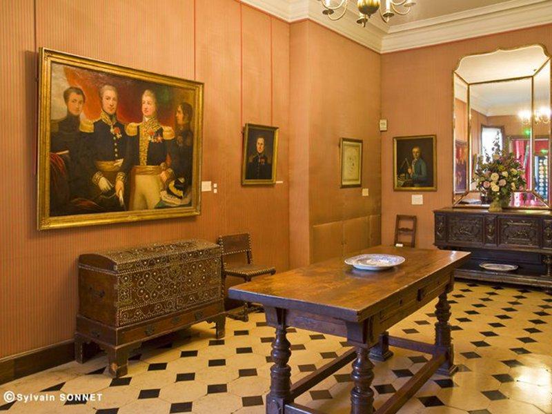 Casa lui Victor Hugo [POI]