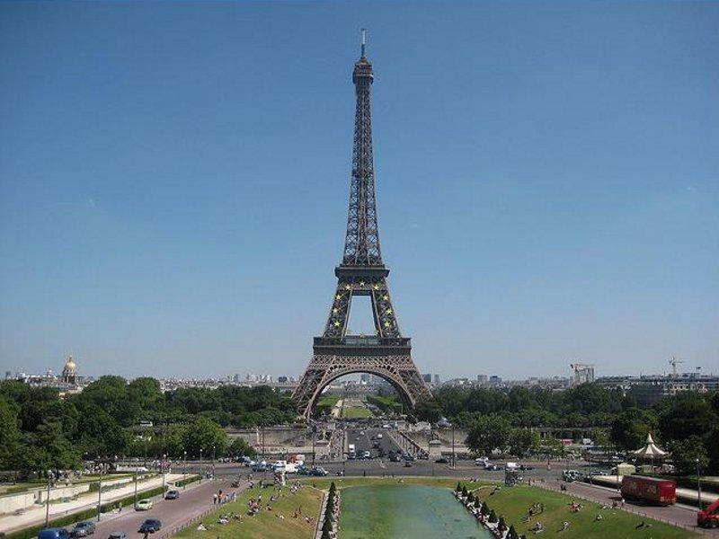 Turnul Eiffel [POI]