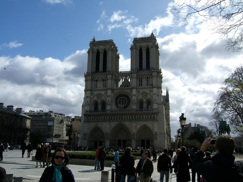 Catedrala Notre Dame [POI]
