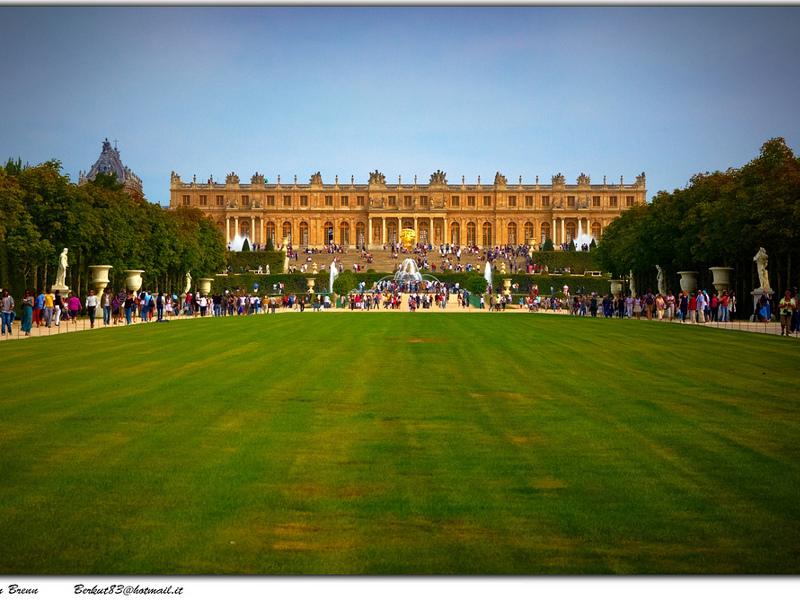 Castelul Versailles [POI]