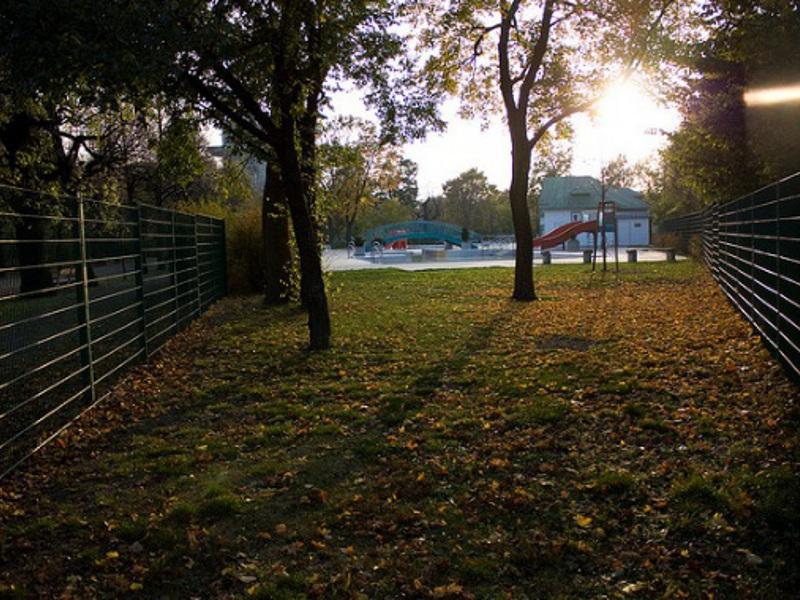 Parcul Augarten [POI]