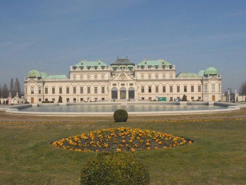 Palatul Belvedere [POI]