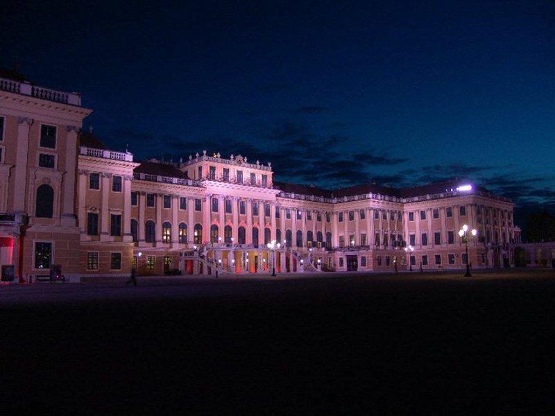 Palatul Schönbrunn [POI]