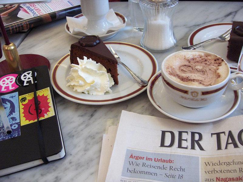 Şi să mănânci e artă la Viena