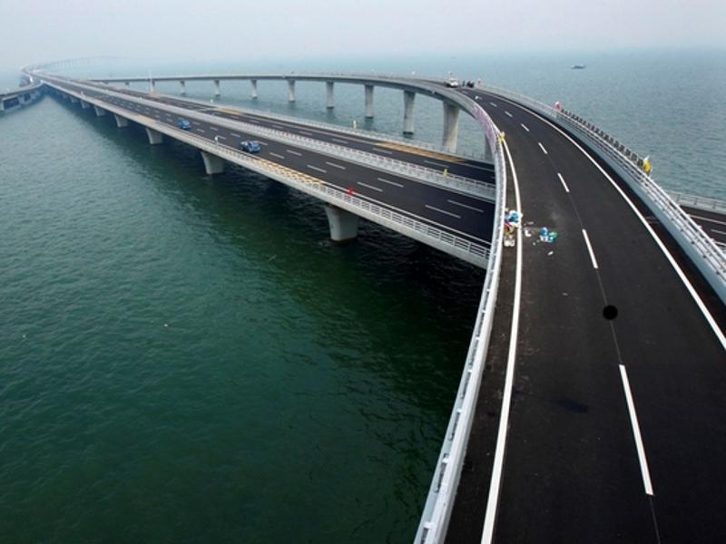 Cel mai lung pod din lume e în China