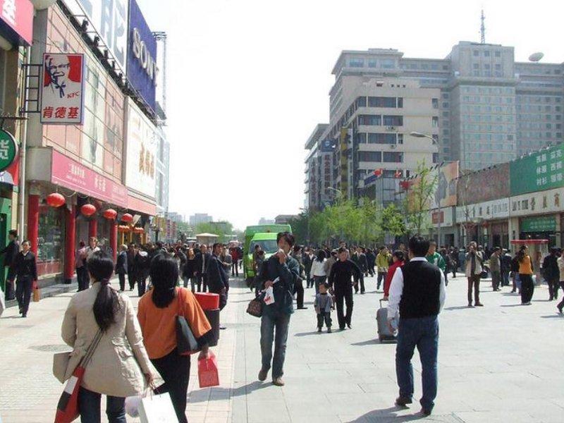 Chinezii copiază şi turismul!