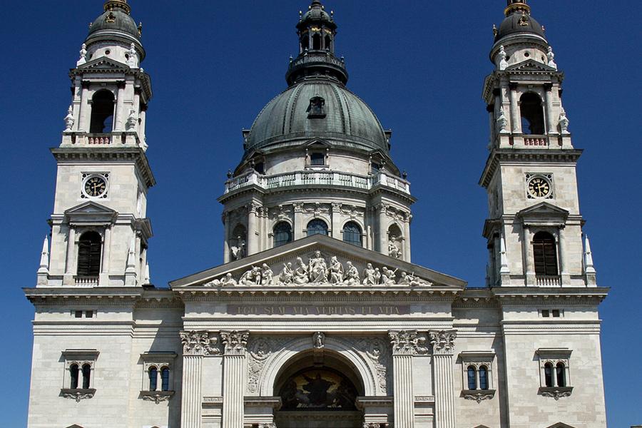 Basilica St. Stephen [POI]