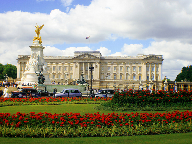 Palatul Buckingham [POI]
