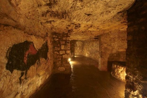 Labirintul Castelului Buda