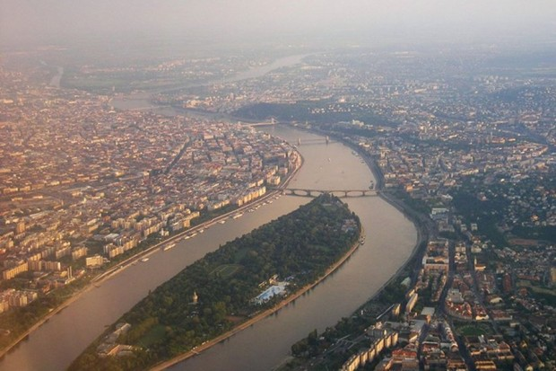 Insula Margareta Budapesta