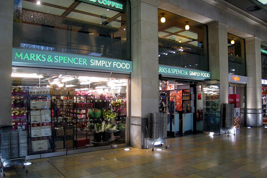 Marks & Spencer Simply Food [POI]
