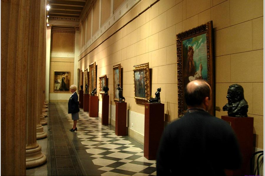 Muzeul Artelor Budapesta [POI]
