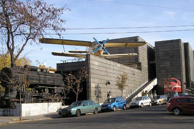 Muzeul Transportului Budapesta