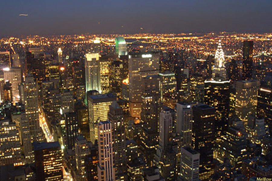 Cele mai vizitate oraşe din SUA
