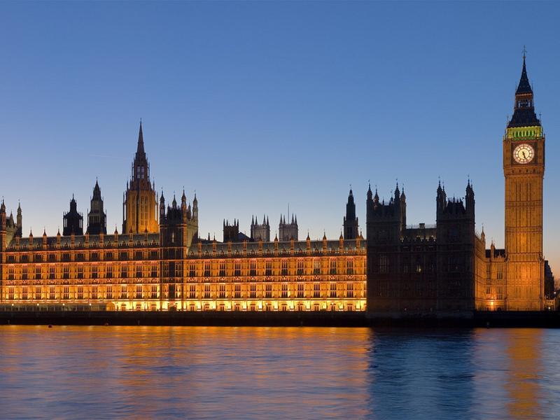 Palatul Westminster [POI]