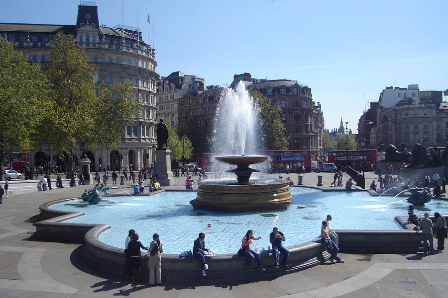 De vizitat la Londra