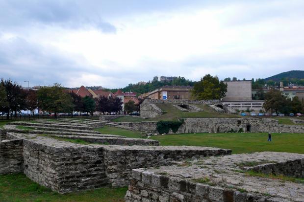Ruinele Romane Aquincum