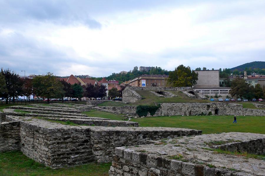 Ruinele Romane Aquincum [POI]