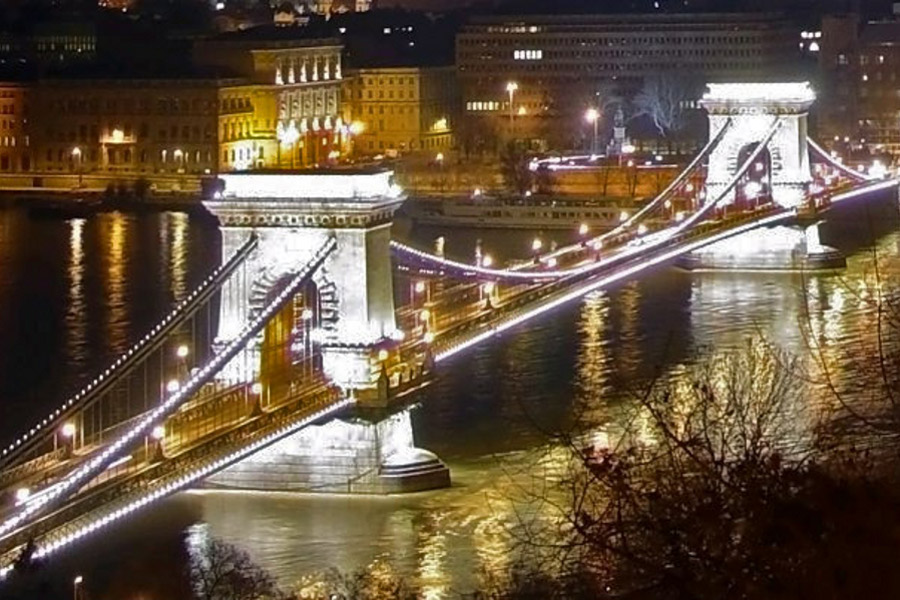 Széchenyi Chain Bridge [POI]