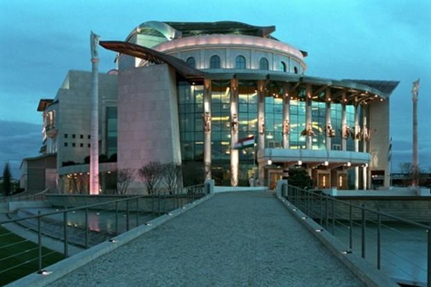 Teatrul National Budapesta