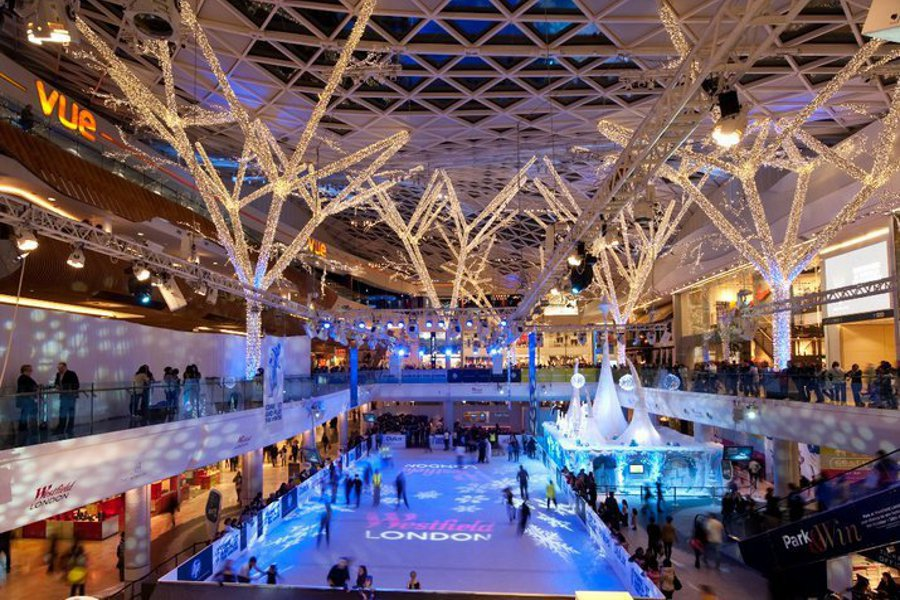 Westfield London Shopping Centre [POI]