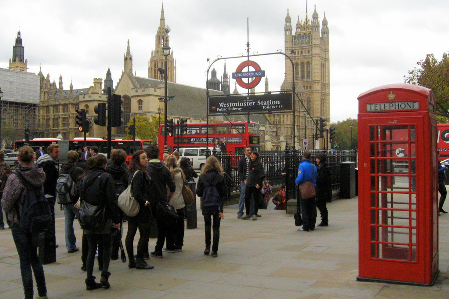 Traseu inedit la Londra
