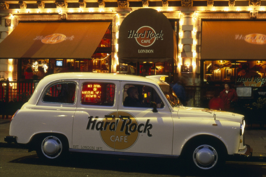 Hard Rock Cafe [POI]