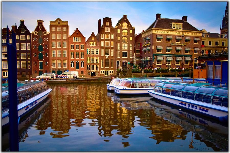 """Obiective inedite """"made in"""" Amsterdam"""