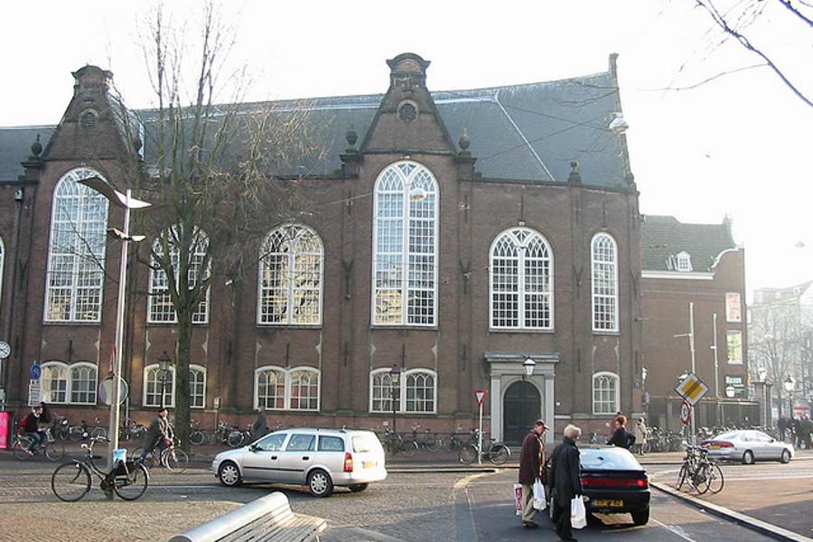 Biserica Veche din Amsterdam [POI]