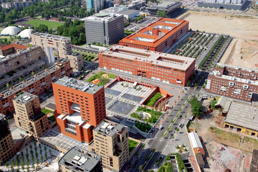 Universitatea din Milano (Università degli Studi di Milano-Bicocca) [POI]