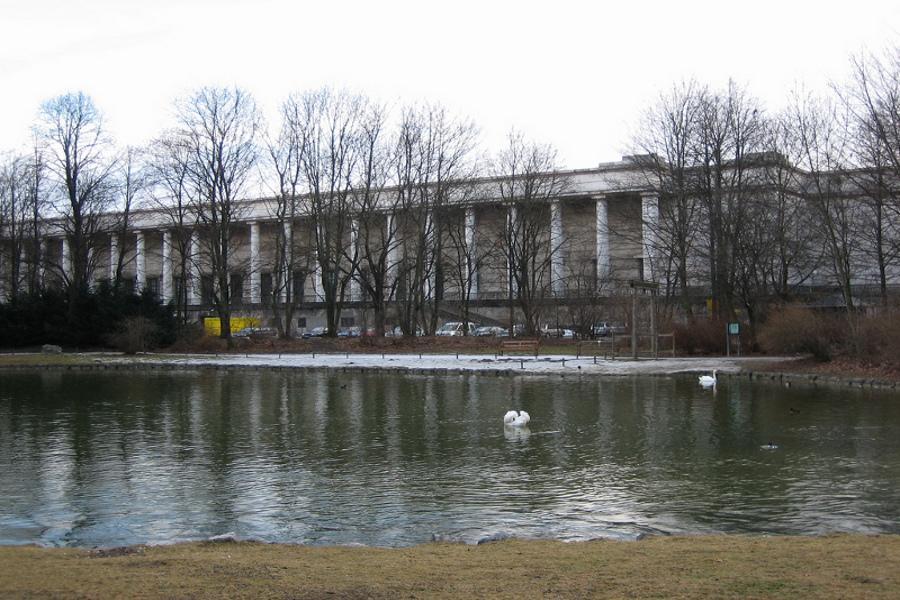 Casa Artei Munchen (Haus de Kunst) [POI]