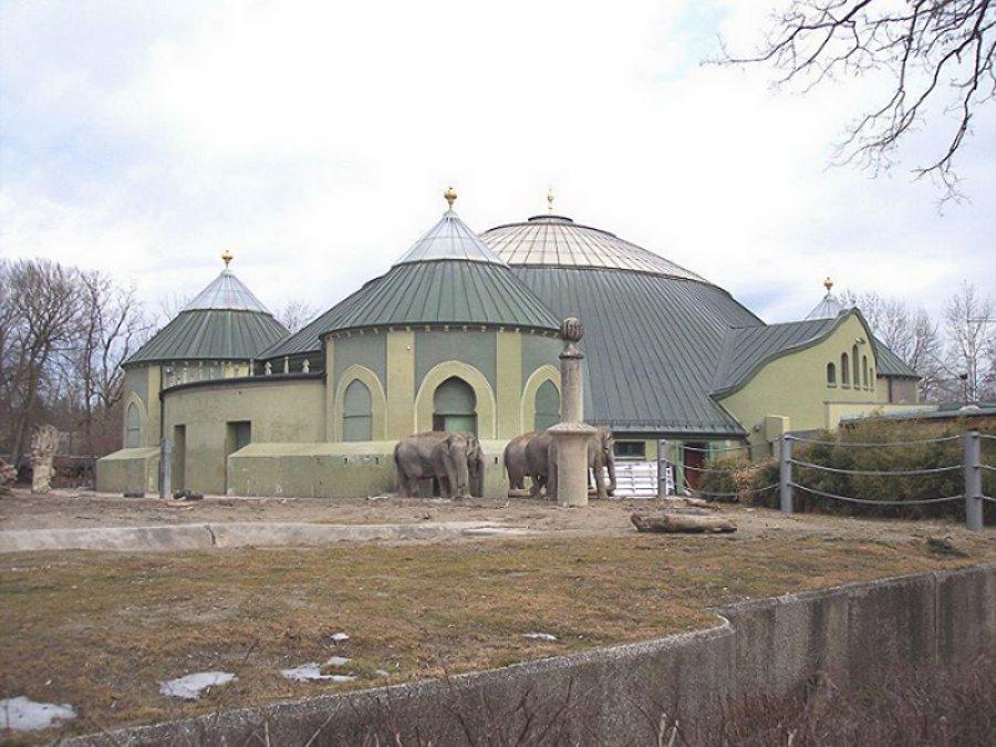 Zoo Munchen (Zoo Hellabrunn) [POI]