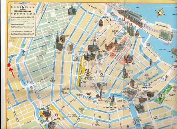 Harta Amsterdam
